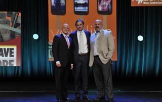Digital Leadership Award winner James F Goodmon Jr.