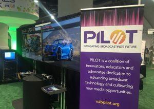 PILOT Home Gateway Project at Futures Park NAB Show 2016