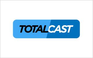 totalcast logo