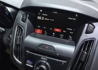 Connected car radio