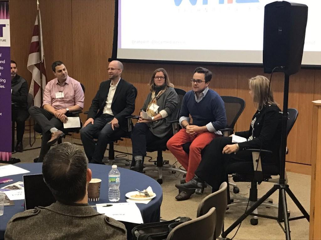 The Tech Partner Panel at the OTT Summit