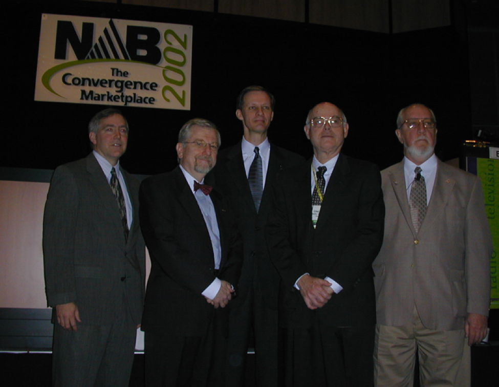 2002 NAB Show WTC Antenna Session