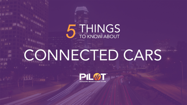 Five Things to Know Connected Cars Thumbnail