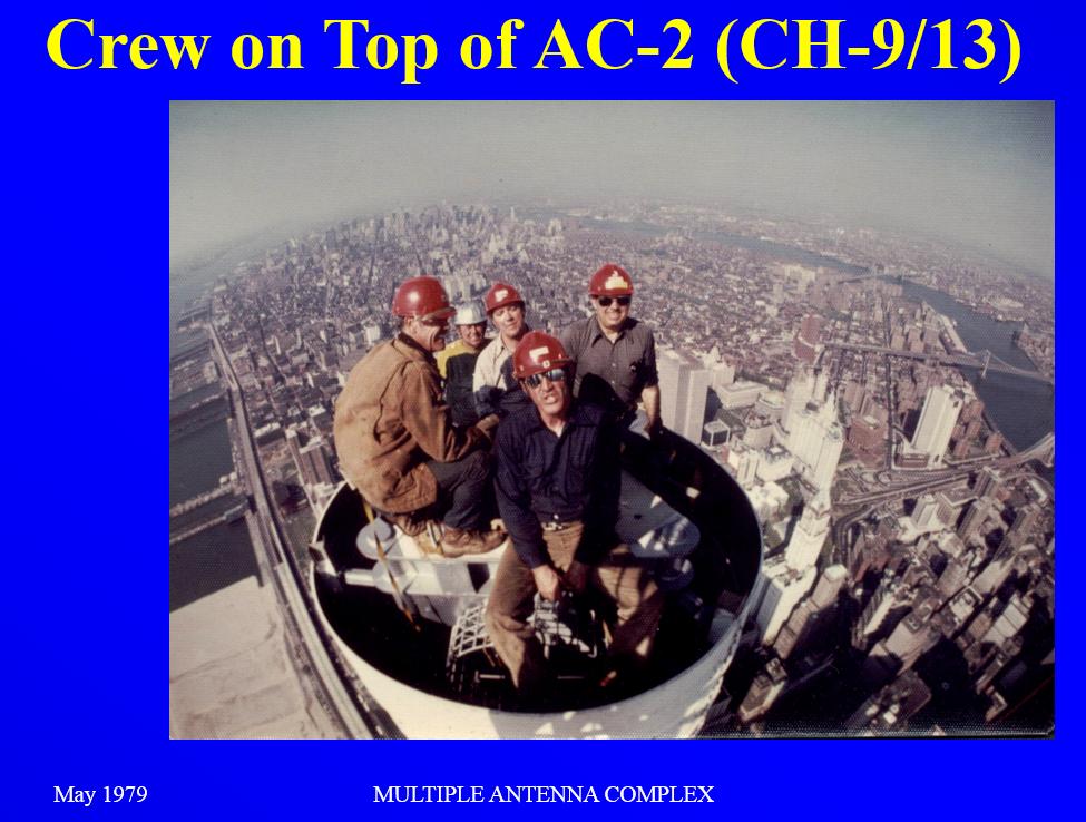 WTC Antenna 1979