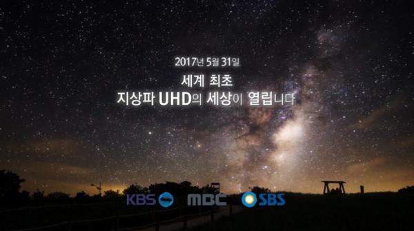 UHD Broadcasting in Korea