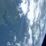 4k photography of the earth from space.