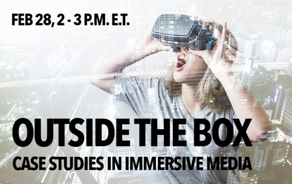Outside the Box Webcast
