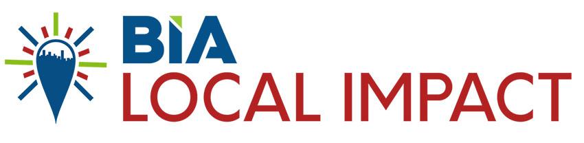 BIA Local Impact event logo