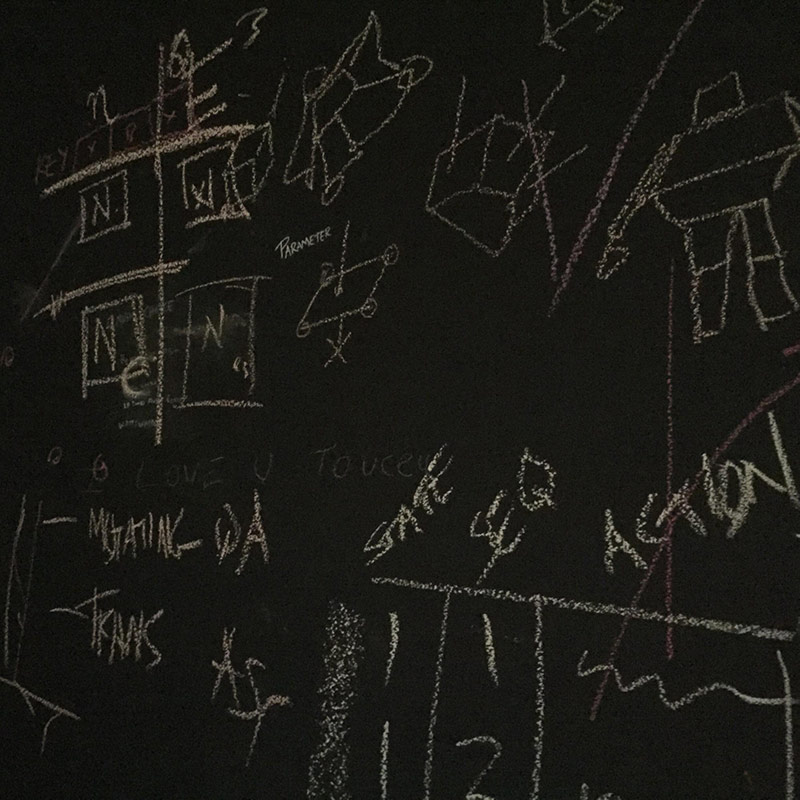 Blackboard brainstorm of Polyport