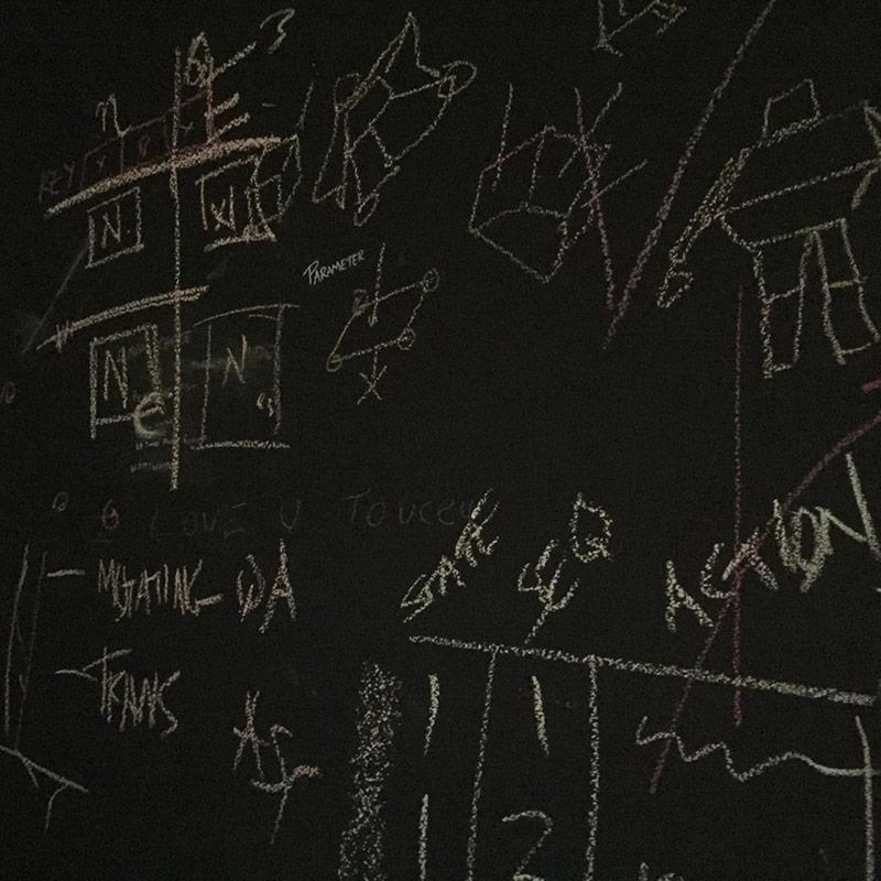 Blackboard brainstorm of Polyport