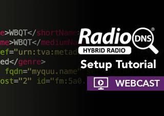Radio DNS Tutorial