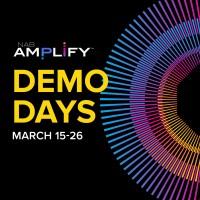Amplify Demo Days March 15-26