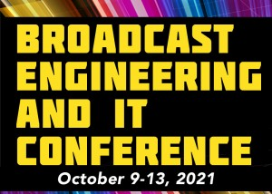 NAB Broadcast Engineering & IT Conference